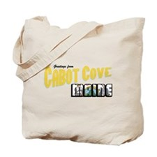 Cabot Cove Tote Bag