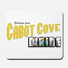 Cabot Cove Mousepad