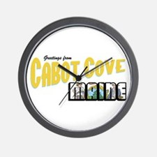 Cabot Cove Wall Clock
