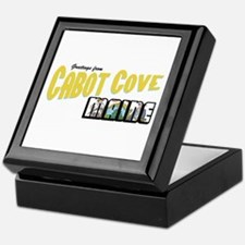 Cabot Cove Keepsake Box