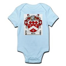 Reid Coat of Arms Infant Creeper