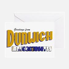 Dunwich Greeting Card