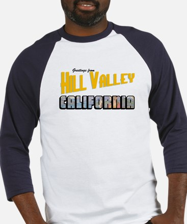 Hill Valley Baseball Jersey