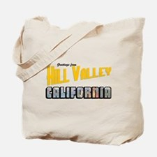 Hill Valley Tote Bag