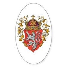 Bohemian King Coat of Arms Decal