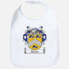 Regan Coat of Arms Bib