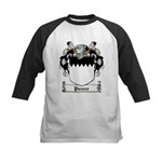 Power Coat of Arms Kids Baseball Jersey