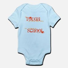 Pay attention in school Infant Bodysuit