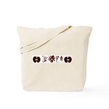 Fringe Glyphs Tote Bag