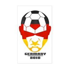 Soccer2010 -Germany 1cl Decal