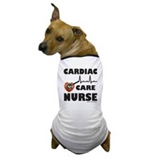 CARDIAC CARE NURSE Dog T-Shirt