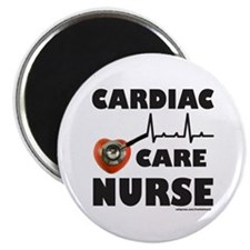 "CARDIAC CARE NURSE 2.25"" Magnet (100 pack)"