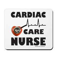 CARDIAC CARE NURSE Mousepad
