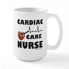 CARDIAC CARE NURSE Mug