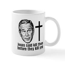 The Bush Doctrine Mug