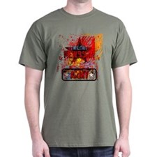 Newborn Army by Twibaby T-Shirt