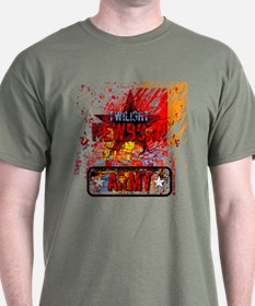 Newborn Army by Twibaby T-Shirt
