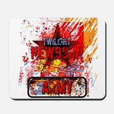 Newborn Army by Twibaby Mousepad