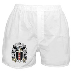 Pike Coat of Arms Boxer Shorts