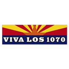 Viva Los 1070 Bumper Sticker
