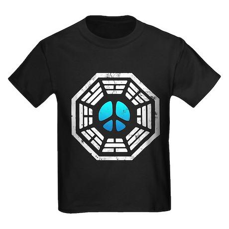 Dharma Blue Kids Dark T-Shirt