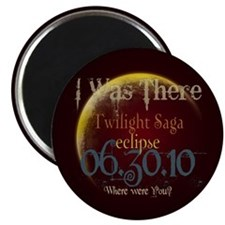 Twilight Eclipse I was There Magnet