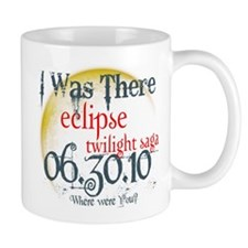 Twilight Eclipse I was There Mug