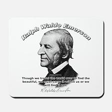 Ralph Waldo Emerson 05 Mousepad