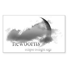 Newborns Twilight Saga Decal
