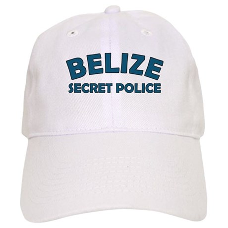 Belize Secret Police Cap