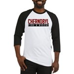 Chernobyl Fire and Rescue Baseball Jersey