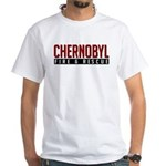 Chernobyl Fire and Rescue White T-Shirt