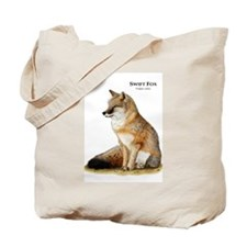 Swift Fox Tote Bag