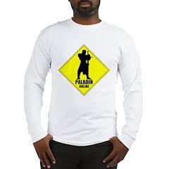 Paladin Online MMORPG Long Sleeve T-Shirt