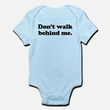 Oh my! Fiber! Infant Bodysuit