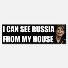 "Sarah Palin: ""I Can See Russia From My House&"