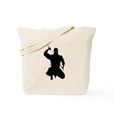 NINJA WARRIOR Tote Bag