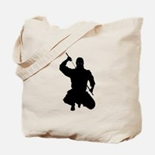 NINJA WARRIOR Tote Bag
