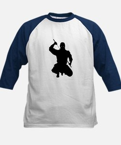 NINJA WARRIOR Kids Baseball Jersey
