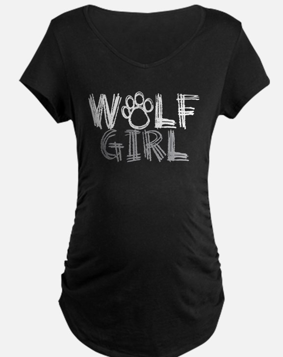 Cute Wolf girl T-Shirt
