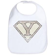 Super Vintage Y Logo Bib