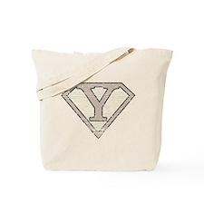 Super Vintage Y Logo Tote Bag
