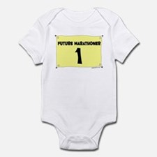 Future Marathoner Infant Bodysuit