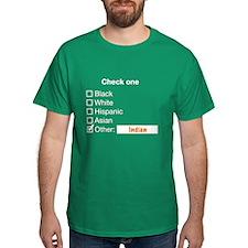 Indian - T-Shirt