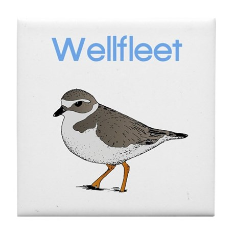 Wellfleet, MA Tile Coaster
