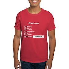 Canadian - T-Shirt