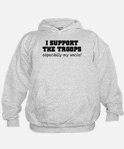 Support our Troops... especia Hoodie