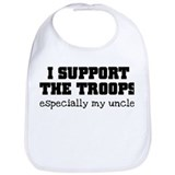 Air force uncle Cotton Bibs