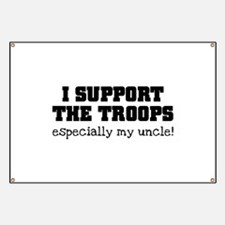 Support our Troops... especia Banner