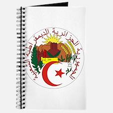 Algeria Coat of Arms Journal